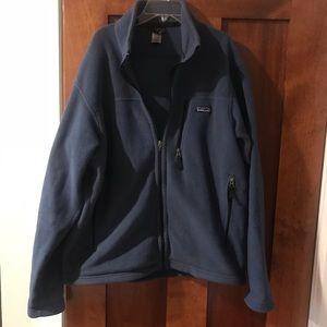 Men's Large Patagonia full zip jacket